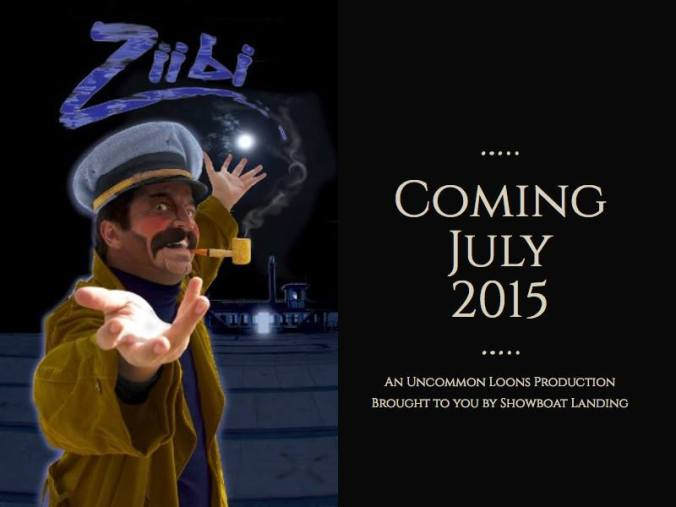 Ziibi! Coming July 2015